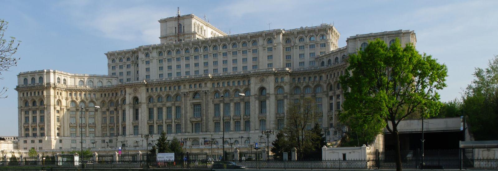 Parliament Palace (Casa Poporului), Bucharest - Romania